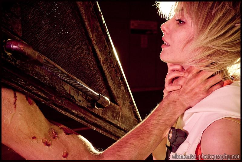 Heather Mason - Capture by Laurentea