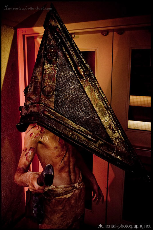 Pyramid Head by Laurentea