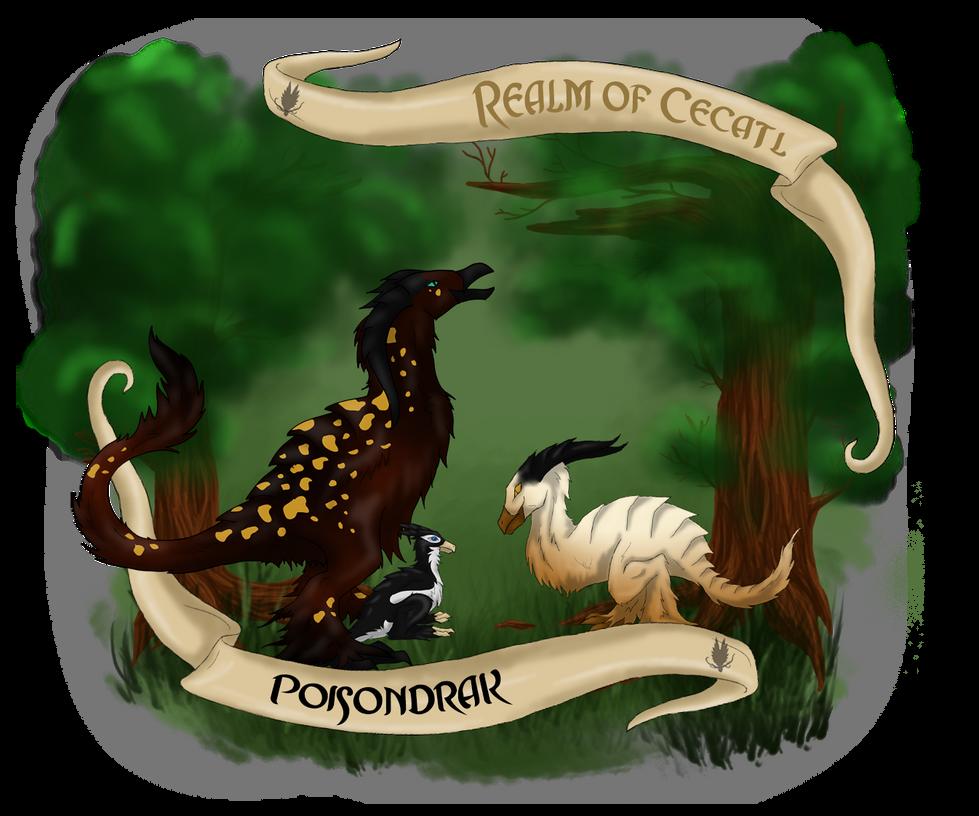 Poison Drakkari by Keerothene