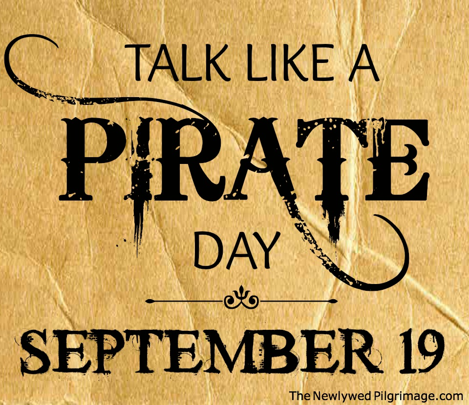 Talk-Like-a-Pirate-Day by ParadoxSketchbook