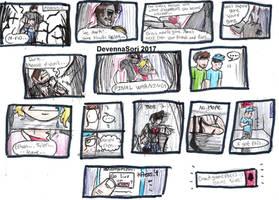 He's Here... Part 18 by DevennaSori