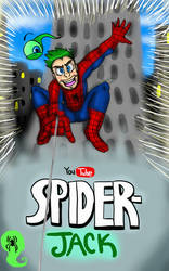 Spider-Jack to the rescue!! #septicart