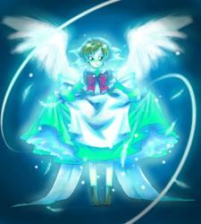 Your angel by SilverKRAZE