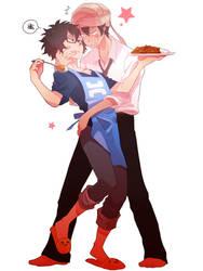 Tsuma-san Curry by SilverKRAZE