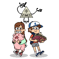 Mystery Twins by CitrusSqueeze
