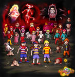 Earthbound Series 25th Anniversary