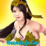 hecate de leo avatar by tsunade221