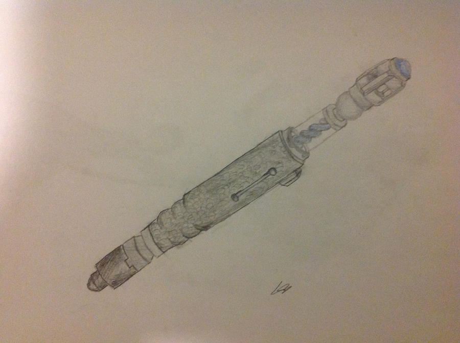 Sonic screwdriver (10) by DeLowl