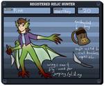 [Vido Ruins] Relic Hunter - Pine by space-void