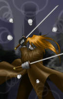 bullet time racoon by TillWolfster