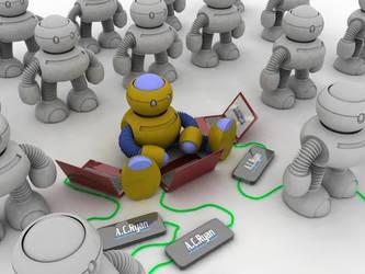 robots again part 2 by TillWolfster