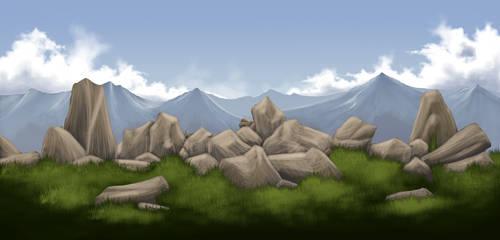 Contest background