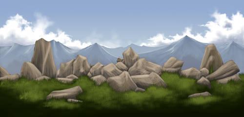 Contest background by TillWolfster