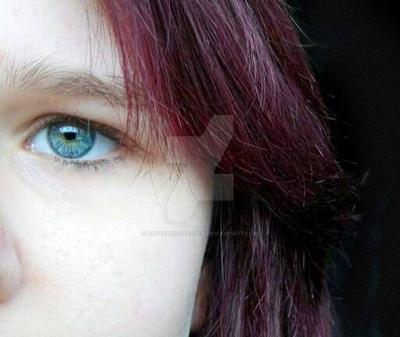 Eyes by CassandreAzylya