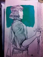 Swordsman by Miss-Linna