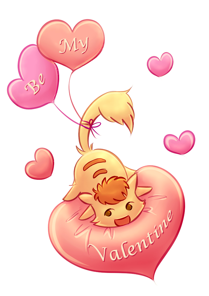 Be My Valentine by Nesmaty