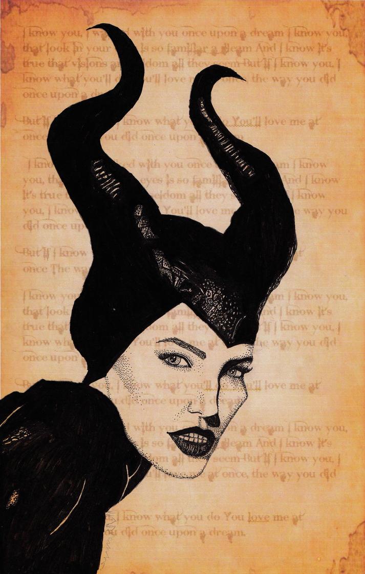 Maleficent by missmagicgirl
