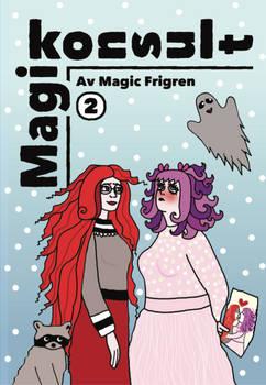 Swedish cover of Magic Advisor vol 2.
