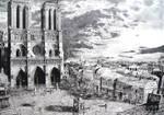 Notre-Dame de Paris 1796