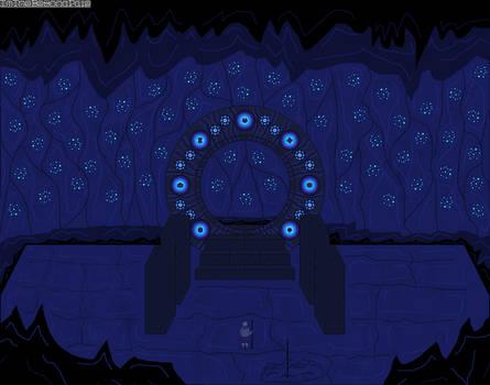 Underwater Cave Gateway