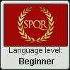 Latin language level BEGINNER by TheFlagandAnthemGuy