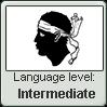 Corsican language level INTERMEDIATE by TRUSTNOIDIOT