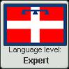 Piedmontese language level EXPERT by animeXcaso