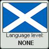 Scots language level NONE by TheFlagandAnthemGuy