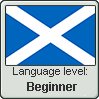 Scots language level BEGINNER by TheFlagandAnthemGuy