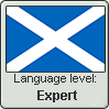 Scots language level EXPERT by TheFlagandAnthemGuy