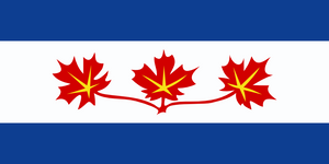 [another] Alternate flag of Canada