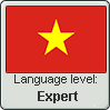 Vietnamese language level EXPERT by TheFlagandAnthemGuy