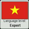 Vietnamese language level EXPERT by LarrySFX