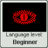 Black Speech language level Beginner by TheFlagandAnthemGuy