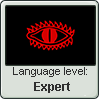 Black Speech language level Expert by TheFlagandAnthemGuy