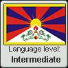 Tibetan language level INTERMEDIATE by animeXcaso