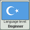 Uyghur language level BEGINNER by LarrySFX