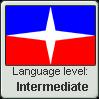 Interlingua language level INTERMEDIATE by LarrySFX