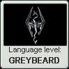 Dovahzul language level GREYBEARD by TheFlagandAnthemGuy