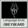 Dovahzul language level GREYBEARD by TheFlagandAnthemGuy