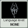 Dovahzul language level NONE by animeXcaso