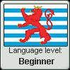 Luxembourgish language level BEGINNER by TheFlagandAnthemGuy