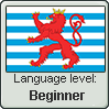 Luxembourgish language level BEGINNER by LarrySFX