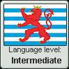 Luxembourgish language level INTERMEDIATE by LarrySFX