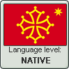 Occitan language level NATIVE by LarrySFX