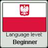 Polish language level BEGINNER by animeXcaso