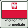 Polish language level INTERMEDIATE by TheFlagandAnthemGuy