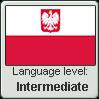 Polish language level INTERMEDIATE by LarrySFX