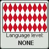 Monegasque language level NONE by TheFlagandAnthemGuy