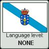 Galician language level NONE by TheFlagandAnthemGuy
